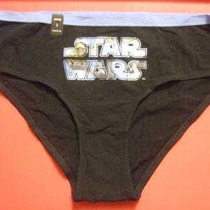 NEW Torrid Star Wars scene in name - size 2 & 3